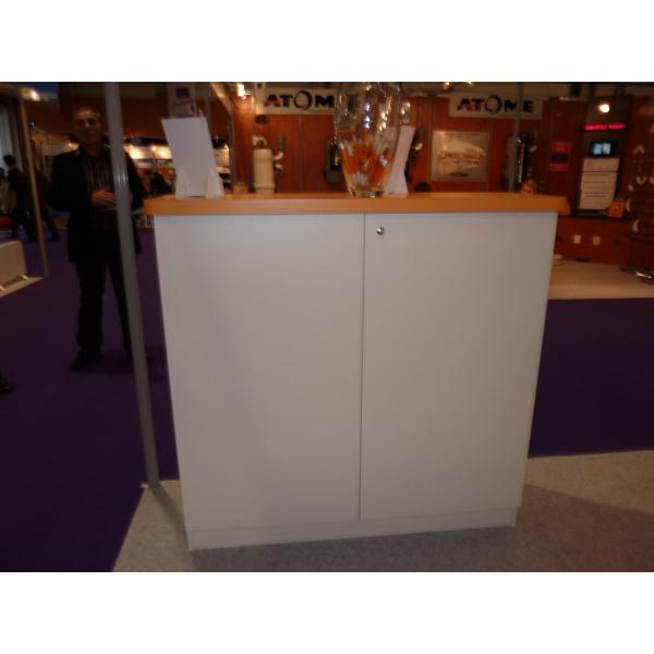 Réalisation d'un meuble pour le salon de l'habitat à Nantes