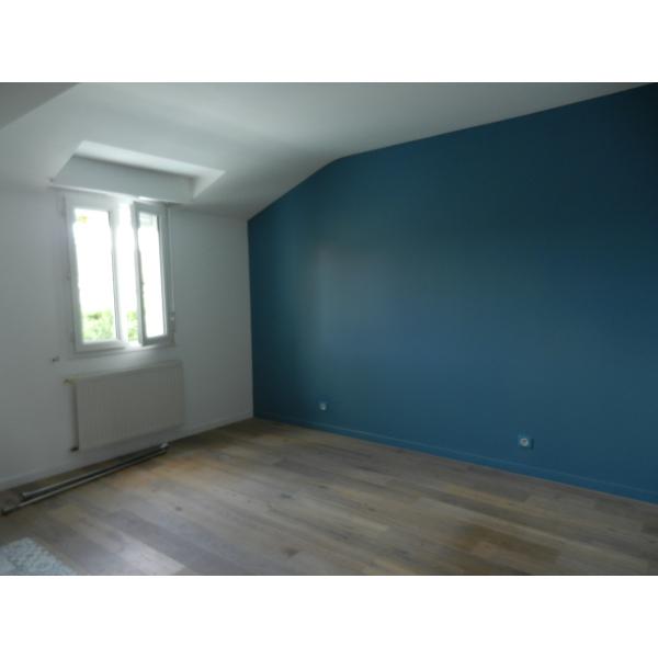 Aménagement intérieur étage à Nantes