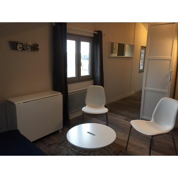 rénovation complète d'un studio - Lyon 4