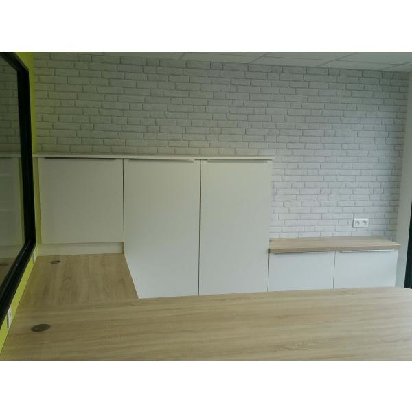 Aménagement d'un bureau - projet réalisé