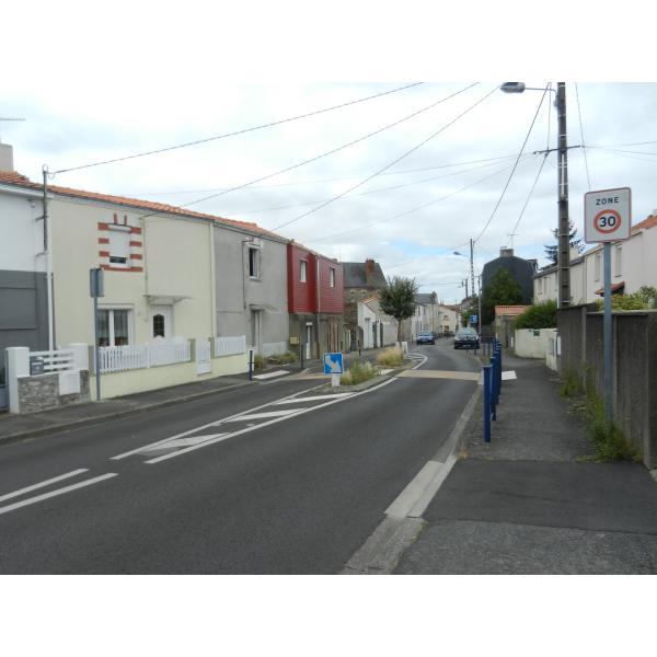Surélévation Maison Bouguenais (44340)