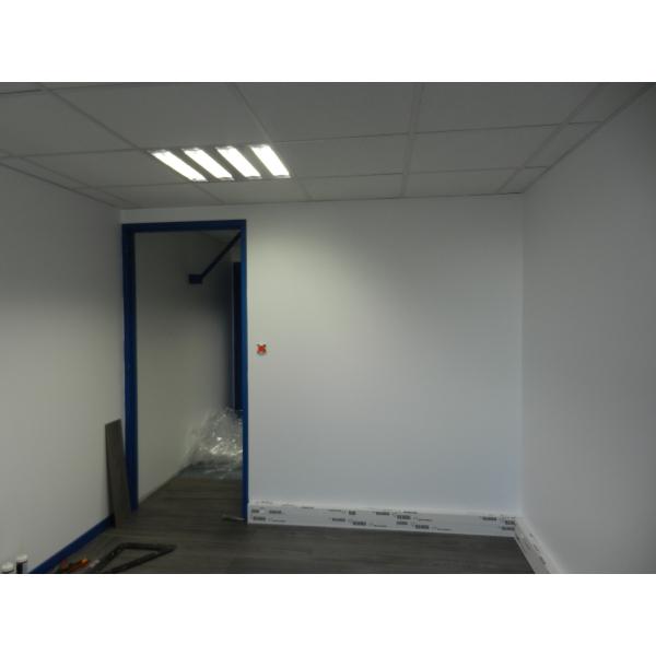Aménagement d'un bureau au Loroux Botterau