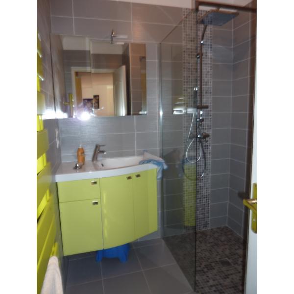 Rénovation d'une salle de bain - Saint Herblain