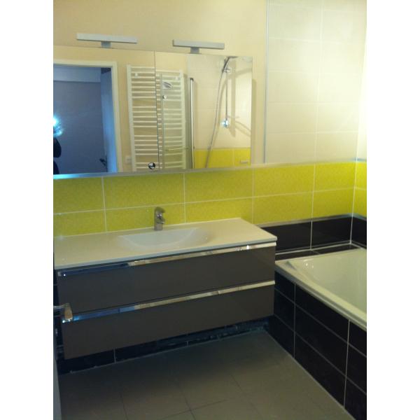 Salle de bain à Caluire