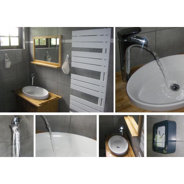 Réalisation d'une salle de bains