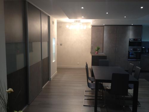 Rénovation appartement : salon, séjour, cuisine