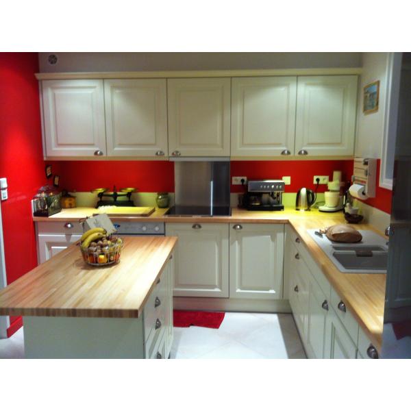 Rénovation d'une maison à Chazay d'Azergues : réalisation d'une cuisine