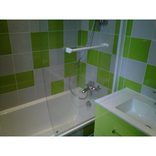 Réalisation d'une salle de bain à Nantes