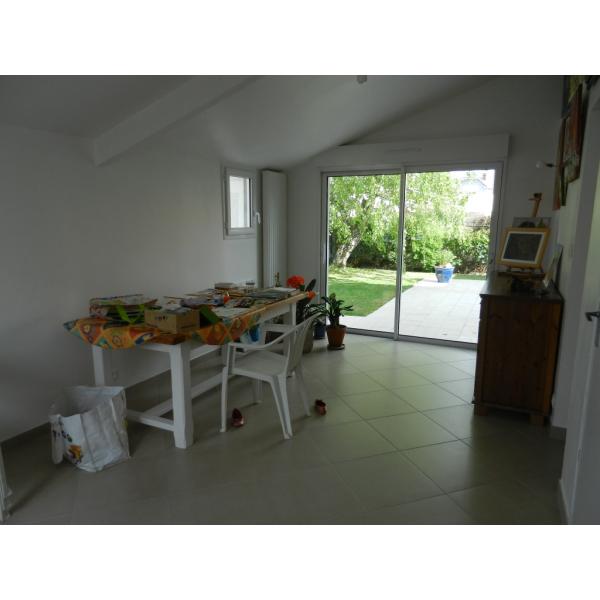 Aménagement d'un garage à Saint Sébastien Sur Loire