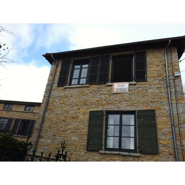 rénovation d'un appartement à St Didier au mont d'or (69)
