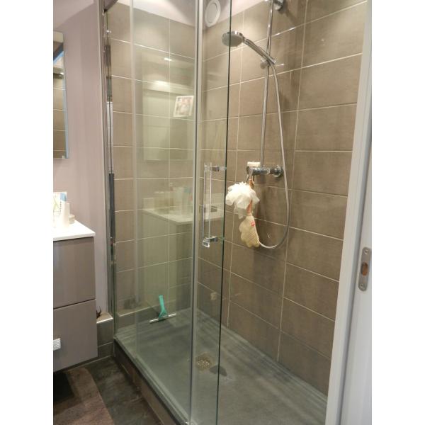 Rénovation d'une salle de bain à nantes