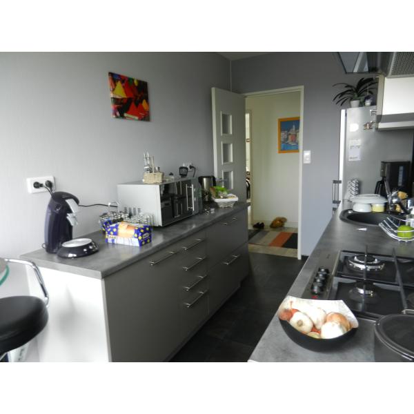 Rénovation cuisine à Nantes