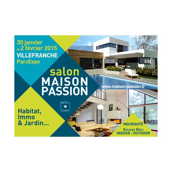 Salon de l'habitat Maison Passion de Villefranche sur Saône 2015
