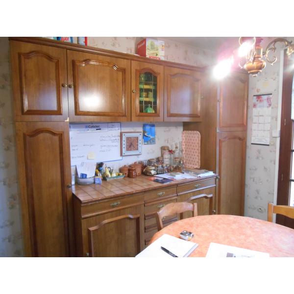 Remplacement d'une cuisine à St-Martin-des-Champs
