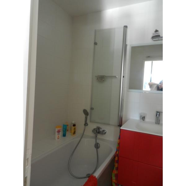 Rénovation d'une salle de bain Nantes