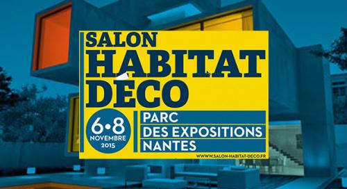 Salon Habitat Déco de Nantes