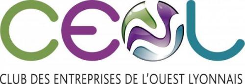 Adhérent CEOL (Club des Entreprises de l'Ouest Lyonnais)