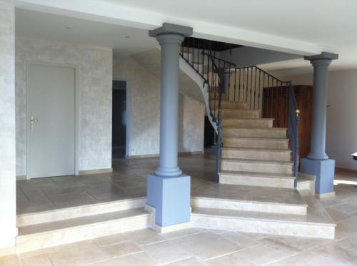 Rénovation d'une maison à Ecully