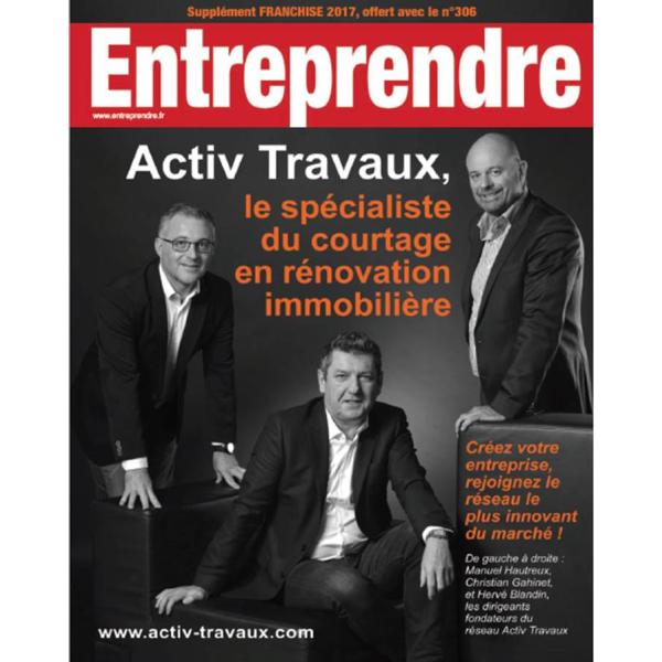 Activ Travaux Infos - Revue de Presse - Grand Public