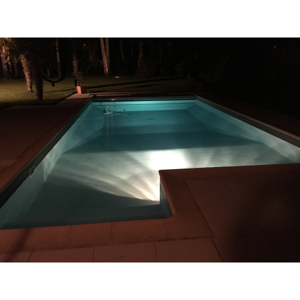 Rénovation d'une piscine à Basse Goulaine (44115)