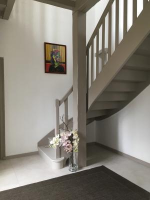 Rénovation maison, Lentilly