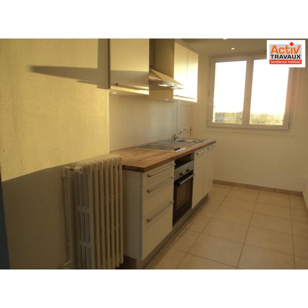 Rénovation d'un appartement à Nantes (44300)