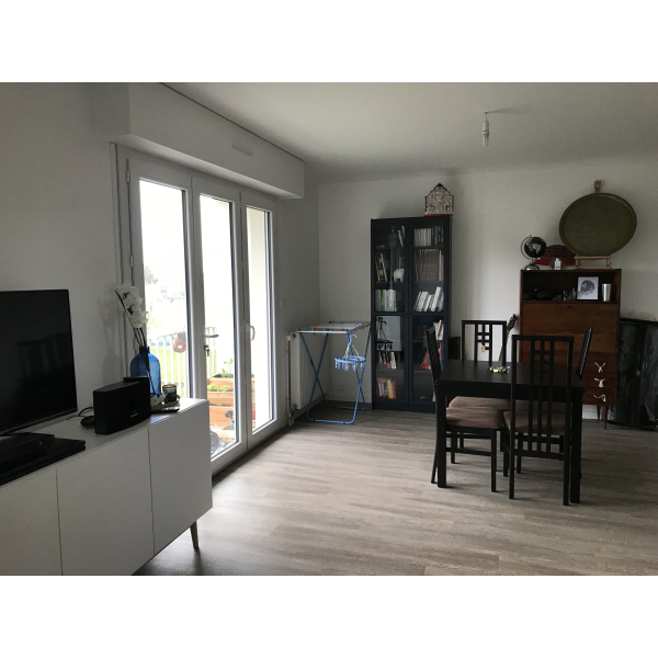 Rénovation appartement à Nantes (44200)