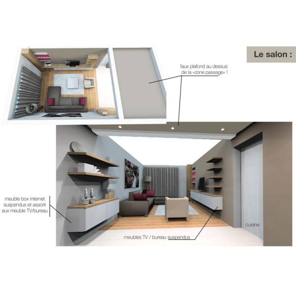 Rénovation d'un appartement à Lyon 3