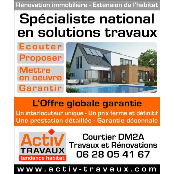David Monchatre Rénovation générale Rennes 35