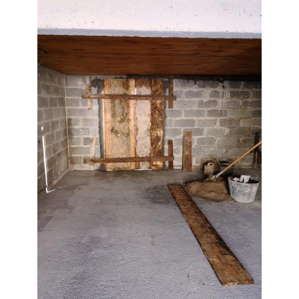 Aménagement d'un garage en chambre