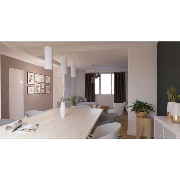 Proposition de rénovation d'une maison à Cholet (49)