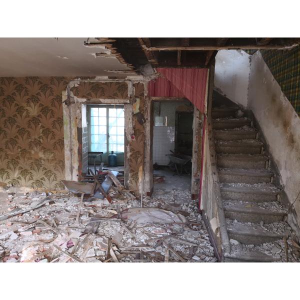 Rénovation d'une maison ancienne