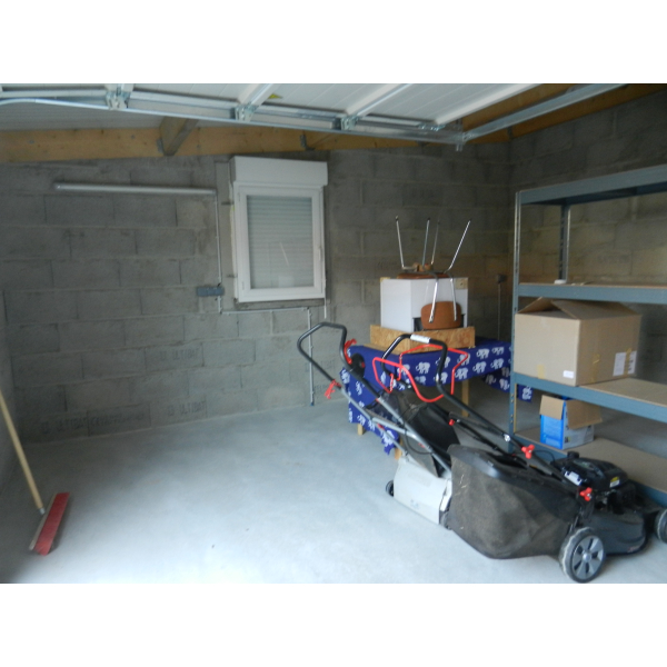 Aménagement d'un garage à Saint Sébastien sur Loire (44230)