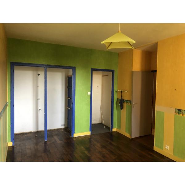 Rénovation d'une chambre et d'une salle de bain