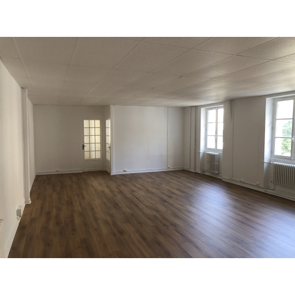 Rénovation de bureaux à Rennes