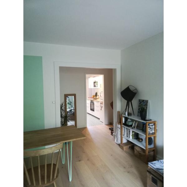 Projet d'architecture intérieure et décoration d'un appartement