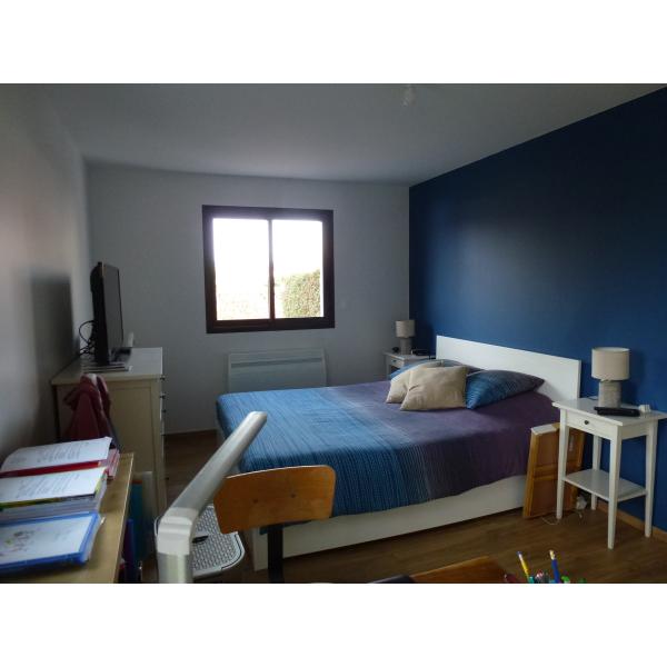 Aménagement d'un garage en suite parentale à Basse Goulaine (44115