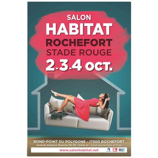 Salon de l'Habitat de Rochefort (17) - 2 au 4 Octobre 2020