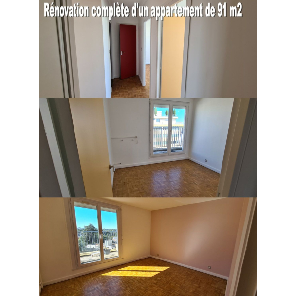 Rénovation appartement complet