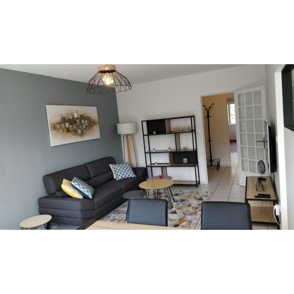 Rénovation d'un appartement à Orvault (44700)