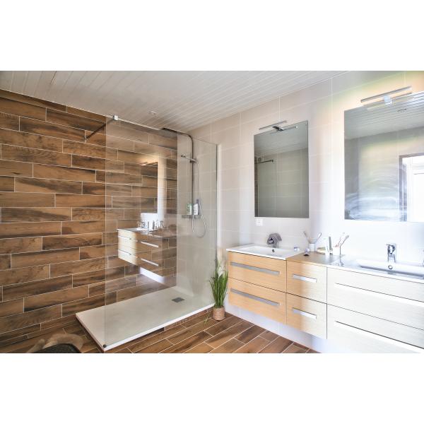 Rénovation complète salle de bains et wc