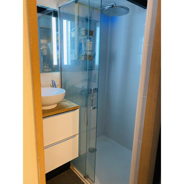 Rénovation d'une salle de bain à Bordeaux