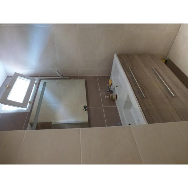 Rénovation d'une salle d'eau à basse Goulaine (44115)